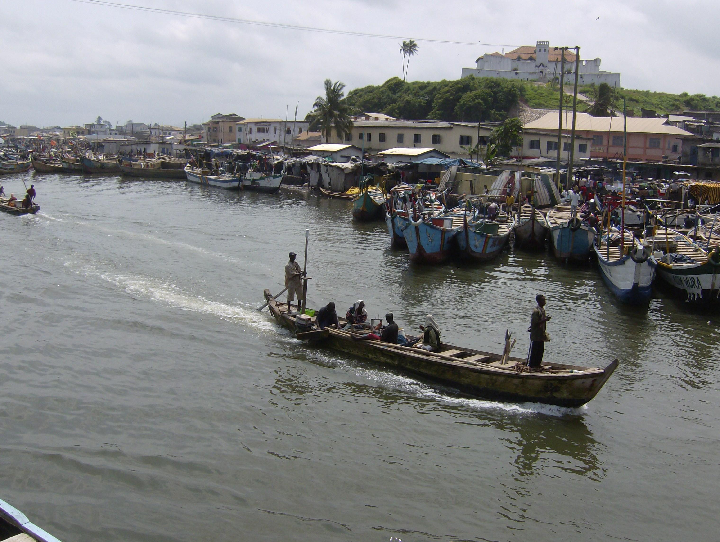 CRAN Elmina Loan clients, July 16 037
