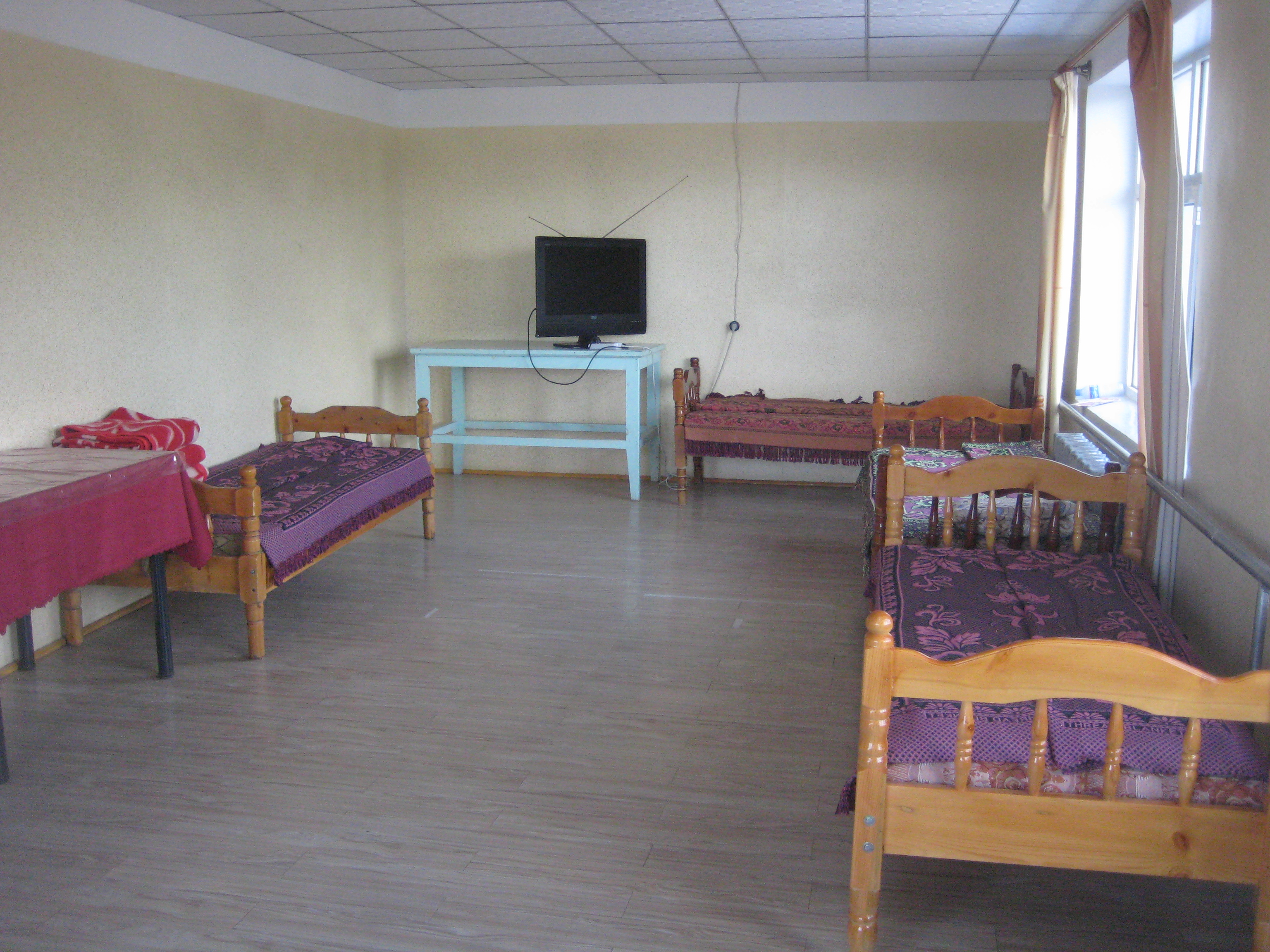 Hotel in Bat-Ulzii Soum - Inside view