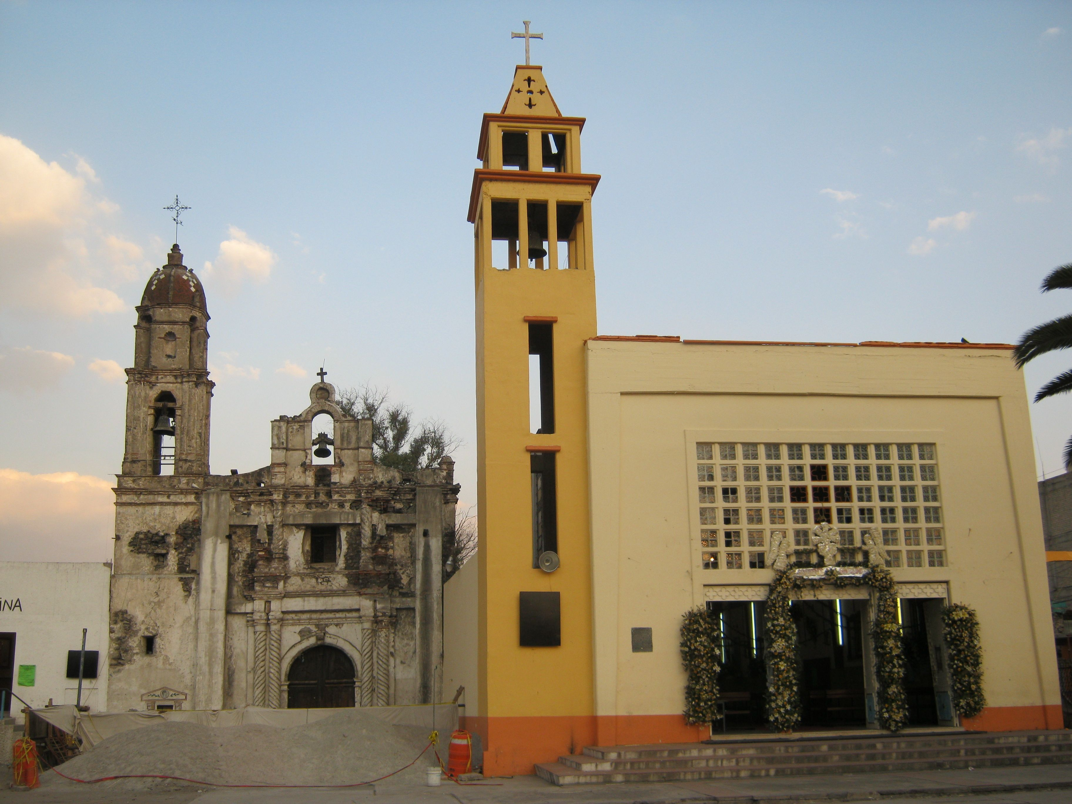 two churches