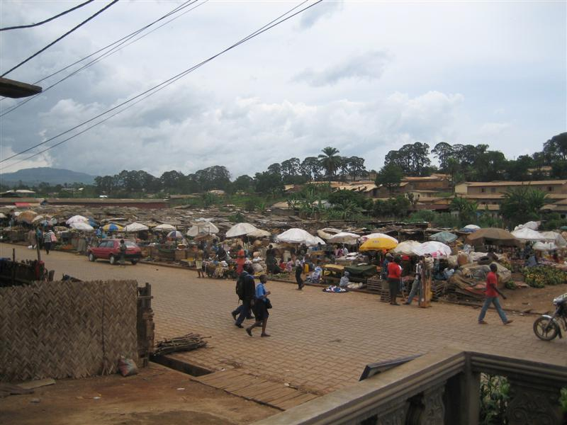 Bamenda Food Market